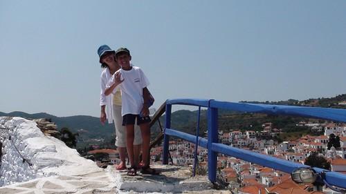 Skopelos, high like an eagle
