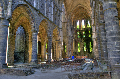 Villers Abbey | by Anna & Michal
