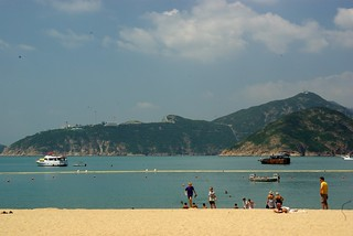 South Bay Beach, Hong Kong | by Cedric Sam