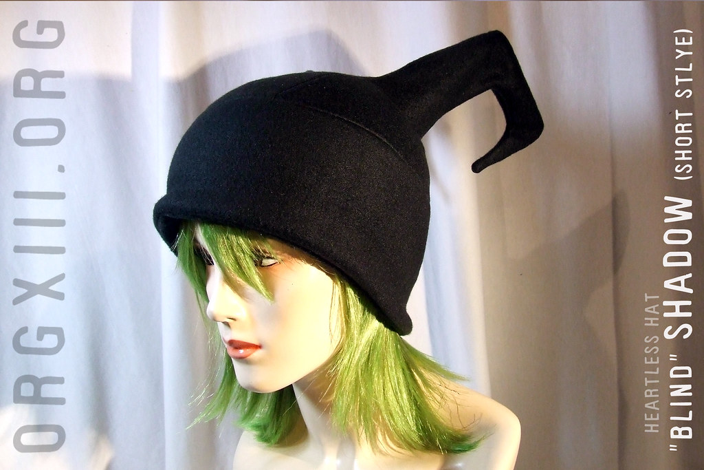 1a3efbebcd8 ... orgXIIIorg s Heartless Hat from Kingdom Hearts - (Blind) Shadow style