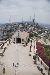 Guayaquil Las Peñas Cityscape | by juliojeff123