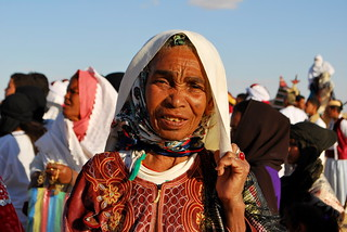 Beautiful Old Woman | by goingslowly