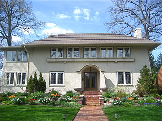 Henry W. Schultz House (1909) | by chicagogeek