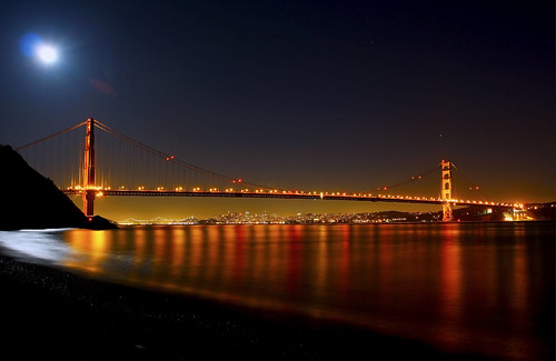 Moon over San Francisco | by the_tahoe_guy