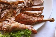 Roast Spatchcocked Turkey | by thebittenword.com