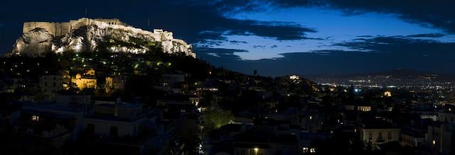 Twilight Acropolis