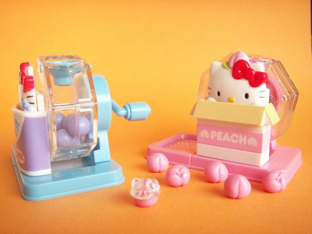 Kawaii Hello Kitty Fortune-Teller Machine Toy Love & Study