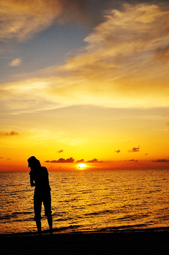 sunset sea summer orange beach japan landscape nikon 日本 okinawa 夏 夕日 海 風景 ishigaki オレンジ 石垣島 d300 ビーチ yaeyama 八重山 fusaki 八重山諸島 フサキ