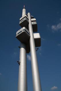 TV Tower Prague | by akira_kev