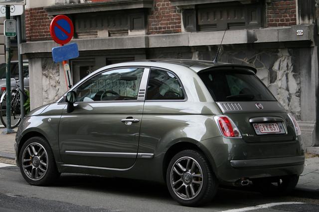 Fiat 500 Diesel Edition Daem Tom Flickr