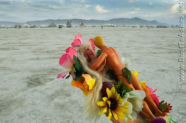 Burning Man 2009 Toys of Evolution