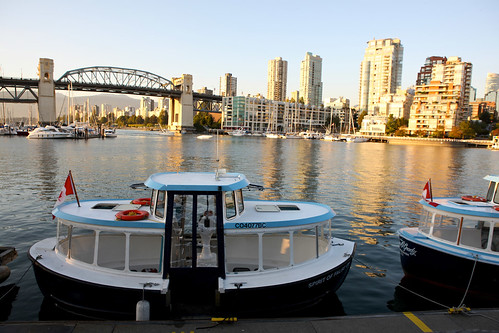 water taxi | by Fairview Condo