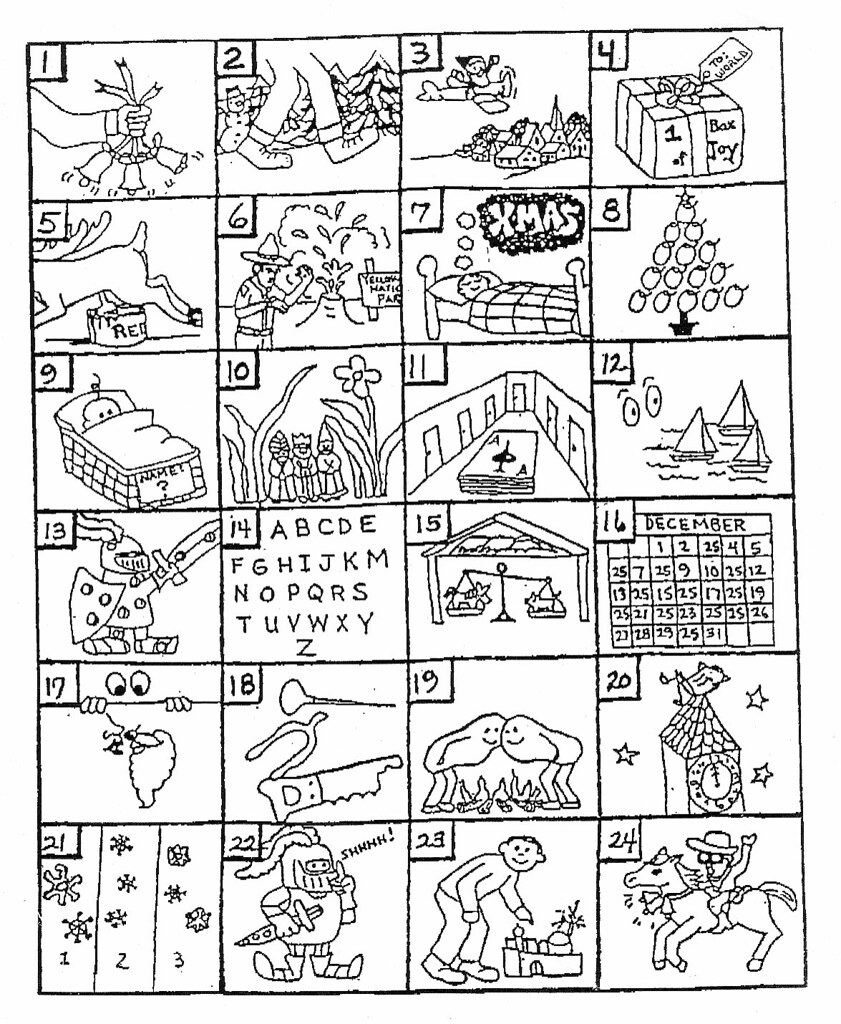 Guess The Christmas Carol Worksheet.Can You Guess The Christmas Songs From The Pictures Flickr