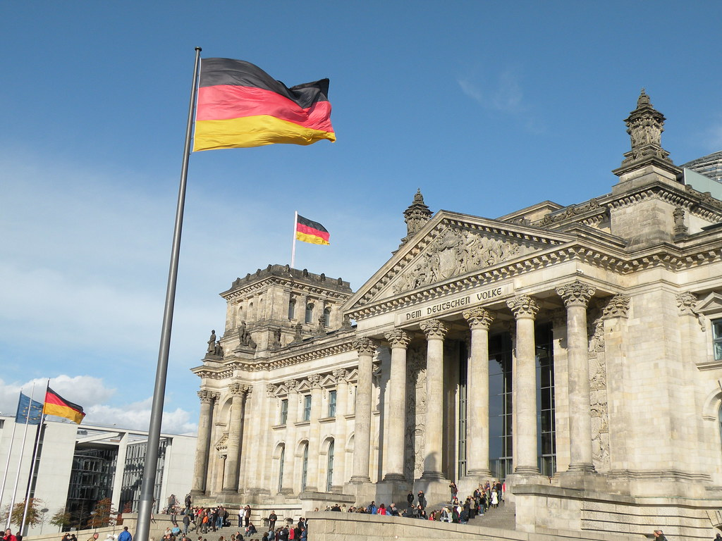 The Bundestag | The German parliament located in Berlin. | Nick Perretti | Flickr