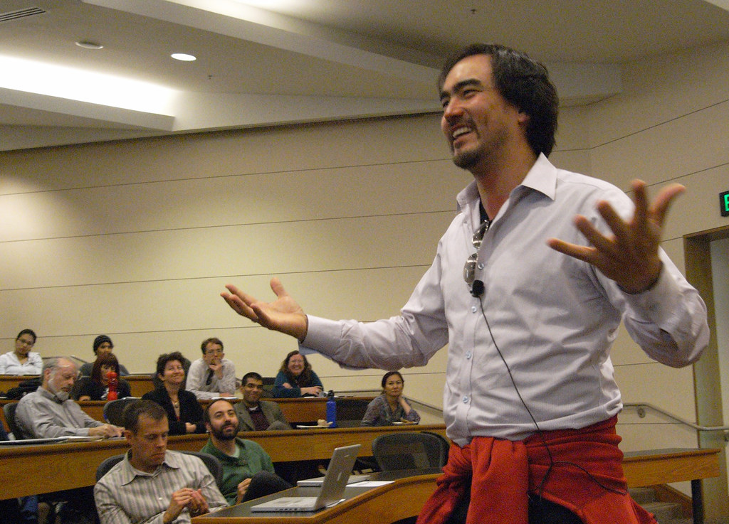 Tim Wu @ Stanford Law School