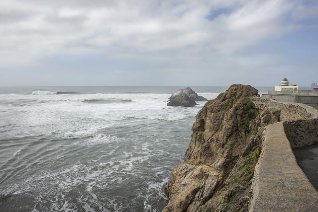 Ocean Beach Overlook
