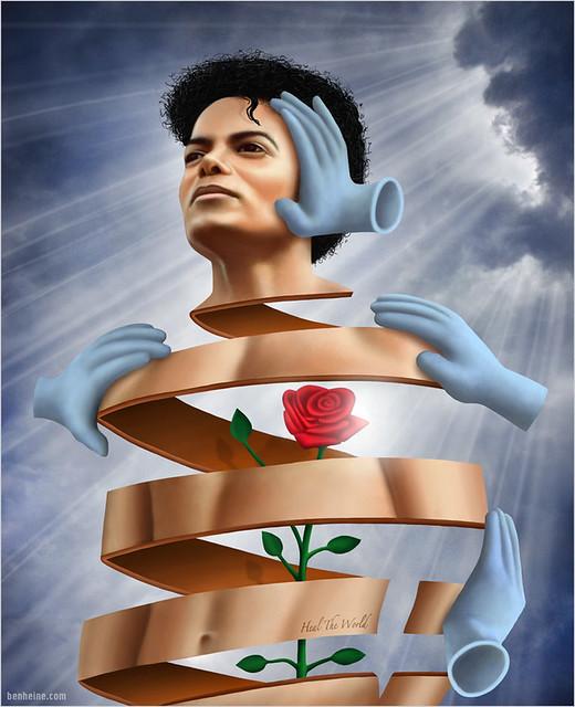 Heal The World - Michael Jackson | NEW: I NOW CREATE MUSIC