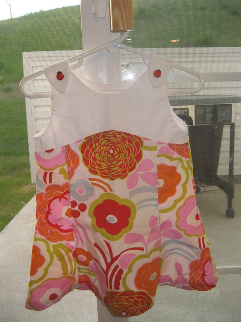 Oliver and S Tea party dress