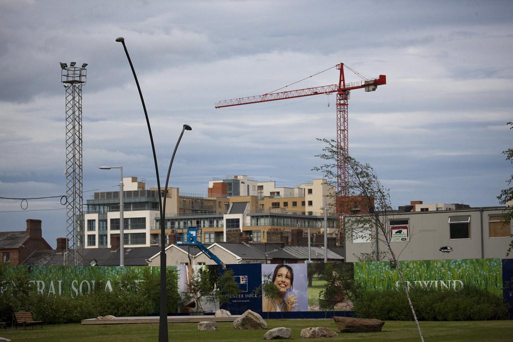 Dublin Docklands | Dublin Docklands is the area of the ...