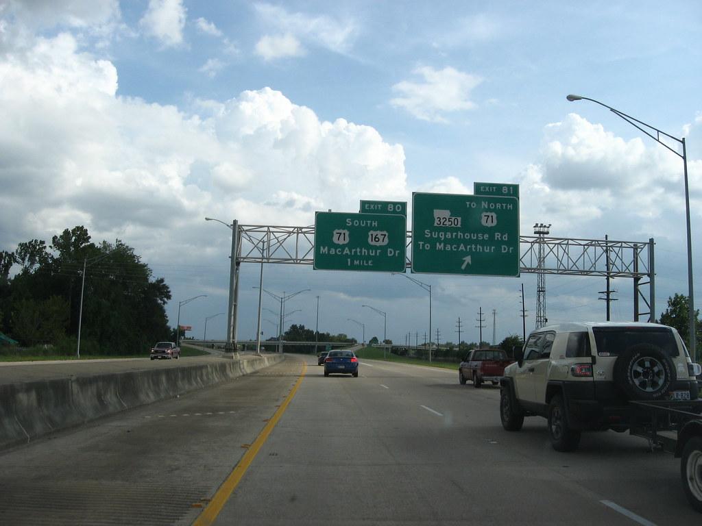 Exit 81, I-49 SB, Alexandria, Louisiana | Interstate 49 (I-4 ... Map Interstate To on interstate 26 map, interstate 30 map, interstate 44 map, new jersey route 1 map, interstate 422 map, interstate 10 map, interstate 70 map, us highway 78 map, lincoln way map, interstate 27 map, interstate 75 map, interstate 85 map, interstate 80 map, interstate 25 map, interstate highway map, interstate 74 map, interstate map of mississippi and alabama, interstate 526 map,