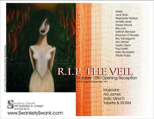 R.I.P. The Veil Promo | by swanketyswank