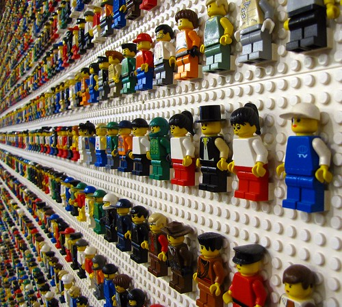 many many minifig's | by The Fishbone