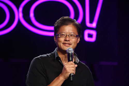 Jerry Yang at Yahoo! TechPulse | by Yahoo Inc