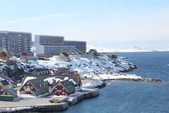 Nuuk Colonial Harbor