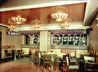 Mayfair Ballroom Newcastle - The Sapphire Bar