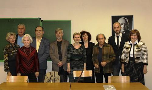 Окт 14 2015 - 21:05 - «Психология и литература в диалоге о человеке»