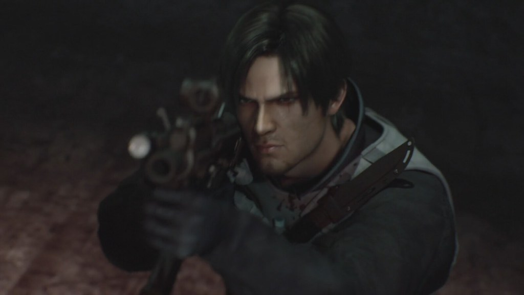 Leon S Kennedy In Resident Evil Damnation Solidsmax Flickr