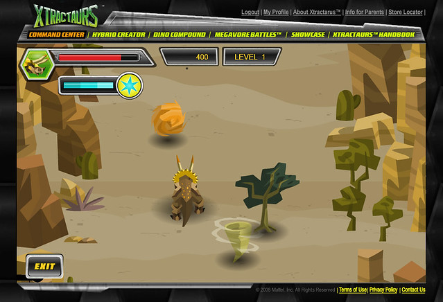 Xtractaurs Gameplay | Flickr