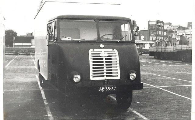 Ford (Köln) G798BA V8
