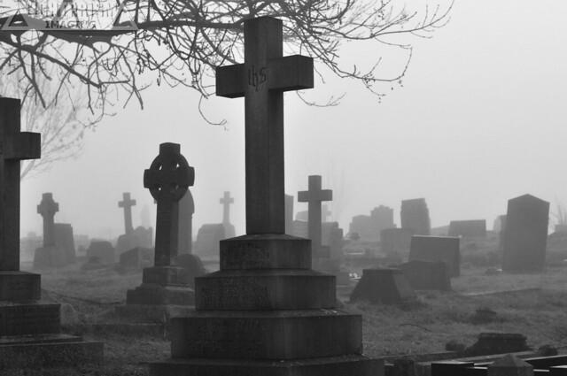 gothic cemetery 0002