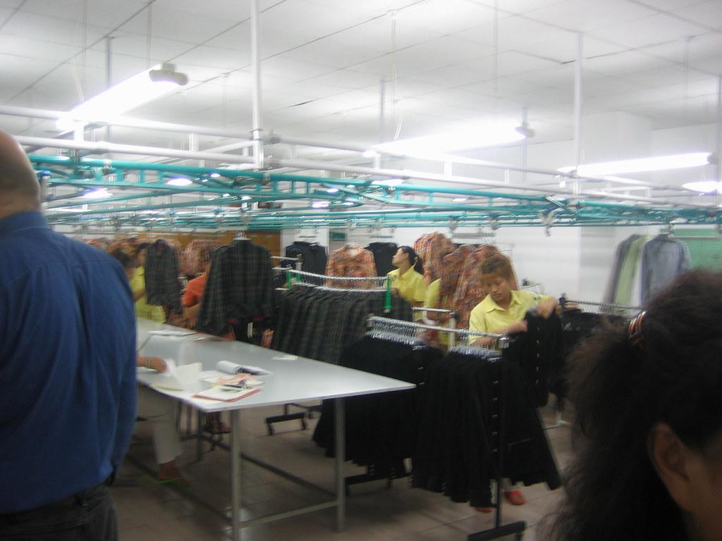 QingDao Costume Factory