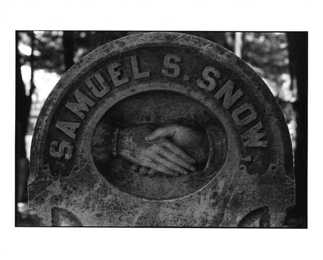 Placerville, California Gold Rush Cemeteries: Ira Nowinski photographs, 1983-1984