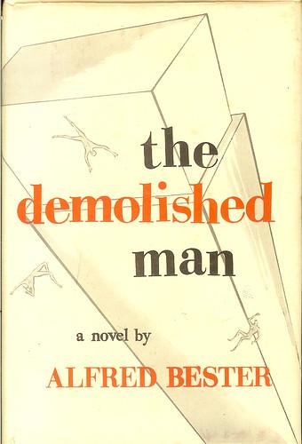 Demolished Man - Alfred Bester - 1st edition