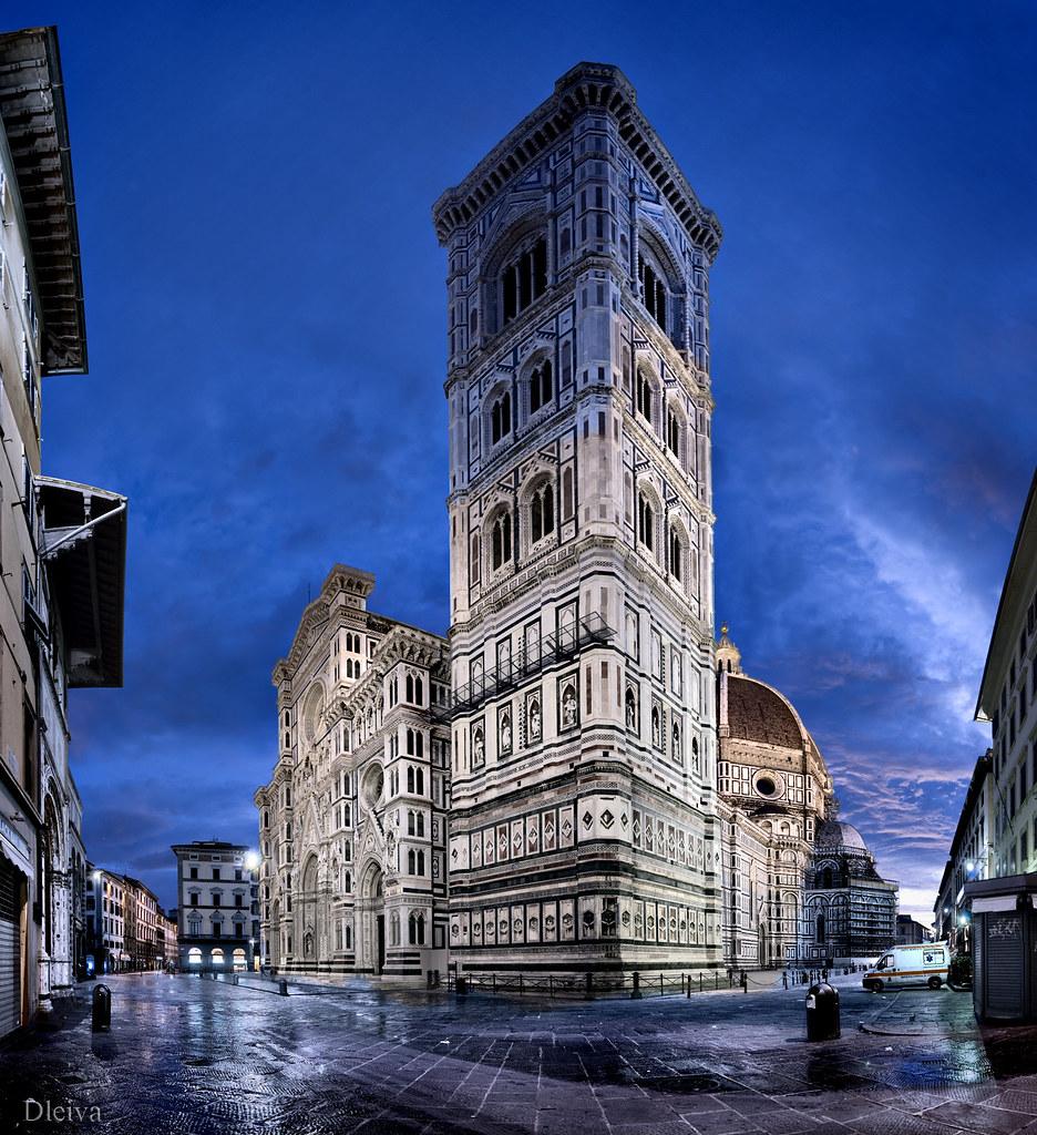 Domo Florencia/ The Basilica di Santa Maria del Fiore, Florence, Italy