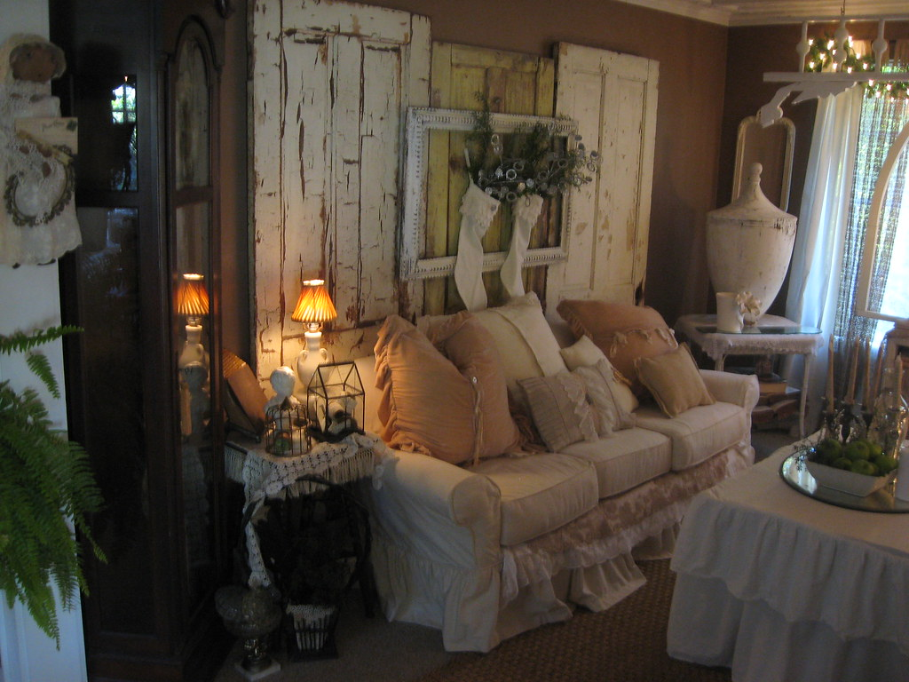 Shabby Chic Living Room Ann Perry Flickr