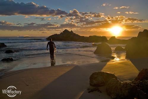 ocean morning seascape water sunrise nikon surf surfer wave australia pacificocean surfboard newsouthwales portmacquarie townbeach firstwave nswnorthcoast d700 davidnaylor