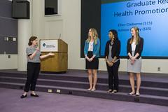 Health Promotion MPH Grads