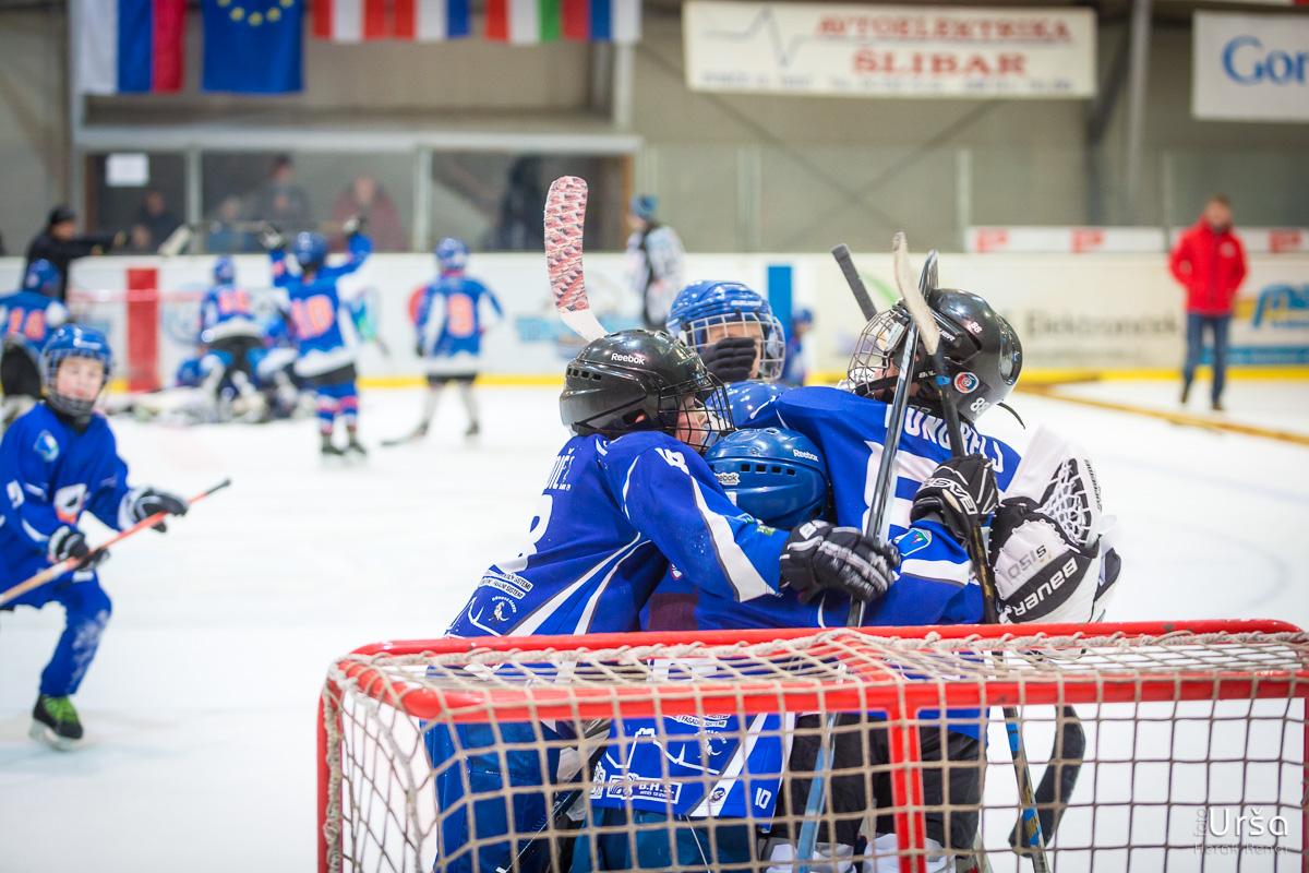 Turnir malčkov v Kranju, 18. 12. 2016