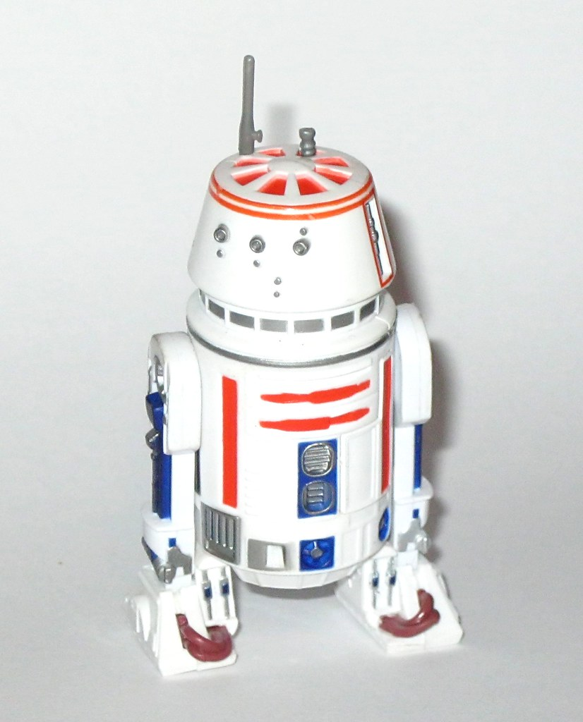 VC droid special action figure set r5-d4 star wars the vin… | Flickr