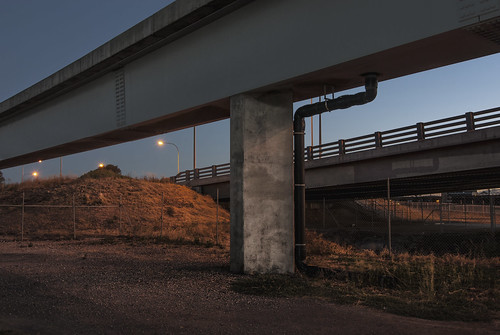 portadelaide industriallandscape urbanlandscape bridge sunset twilight longexposure nikon laszlobilki