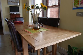 New Table   by J Pagel