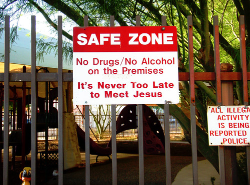 Safe Zone | by Ms. Phoenix