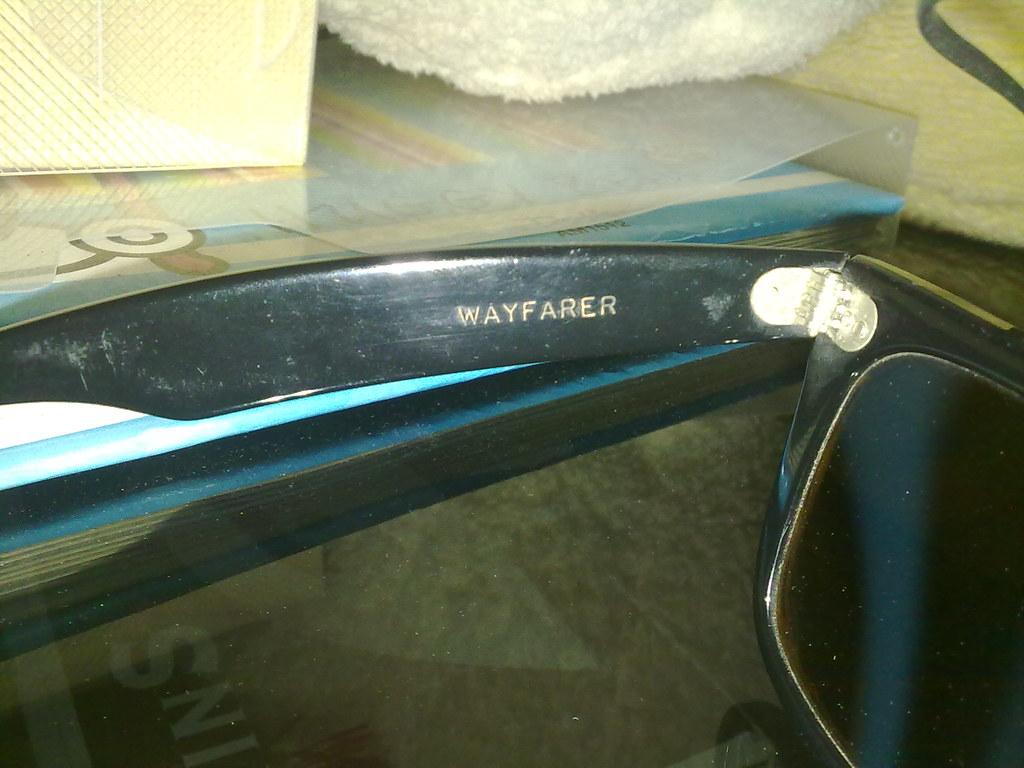 b&l ray ban usa wayfarer 5022