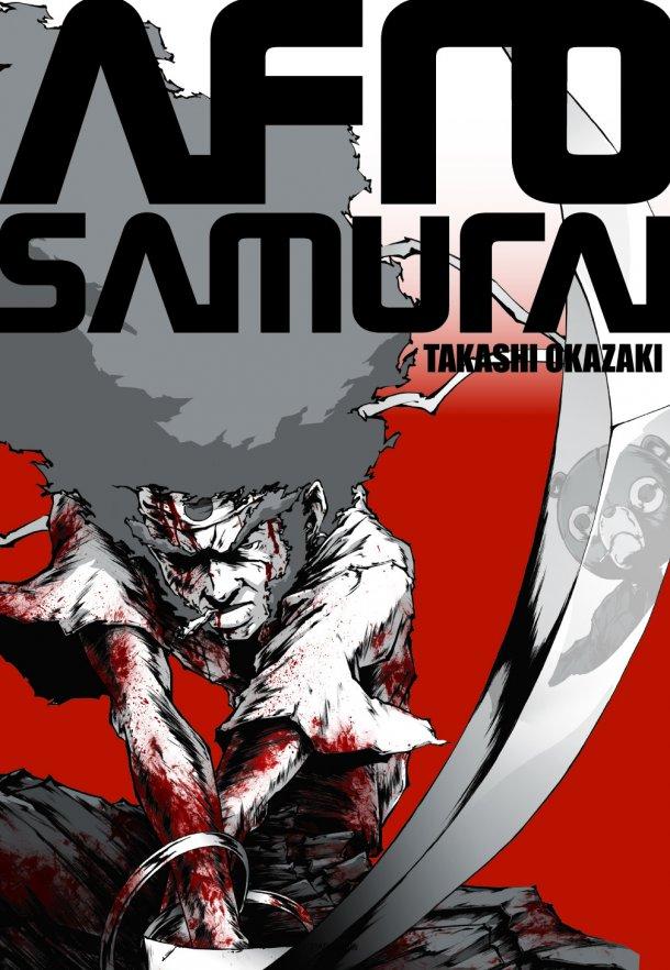 090831(1) - 美術監督「池田繁美」以動畫《Afro Samurai: Resurrection》勇奪第61屆艾美獎《年度個人美術類評審團大獎》榮耀!