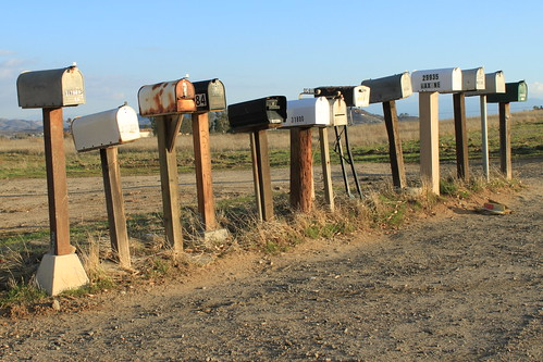 Mailboxes   by ToGa Wanderings