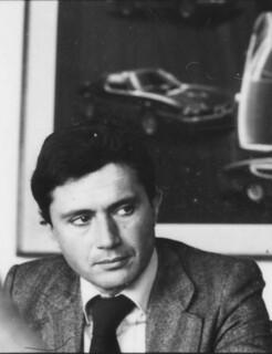 Marcello Gandini 1976 @ Bertone
